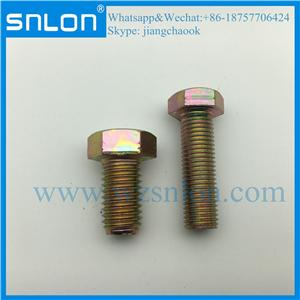 Hexagon Bolts For High-strength Structural Bolting With Large Width Across Flats
