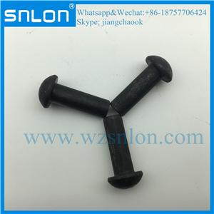Flat Round Head Solid Rivet