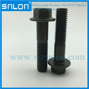 Titanium Hex Head Bolt With Flange