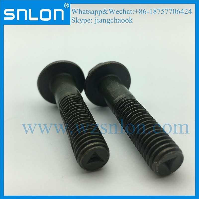Coarse Thread Hex Head Bolt With Flange