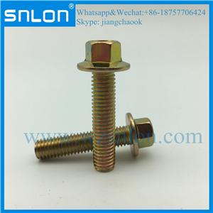 High Strength Grade 8.8 Hex Flange Screw