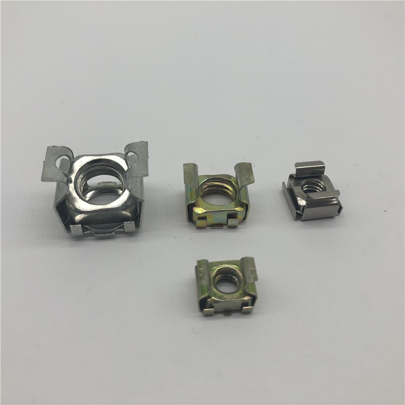 Cage Nut Stainless Steel Cage Nut Steel Zinc Cage Nut ZP