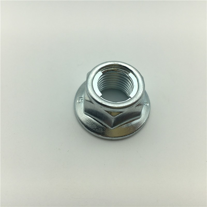 Din985 Not Nylon Lock Nut Metallic Lock Nut Flange Lock Nut