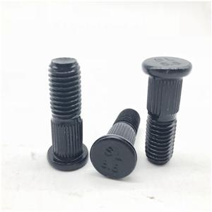 Wheel Screw Press Screw 8.8 Carburization