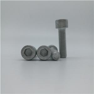 Socket screw Allen Bolt DIN912 12.9 8.8