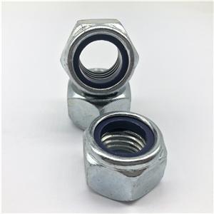 Dado esagonale Controdado in nylon Din982 DIN985 Controdado