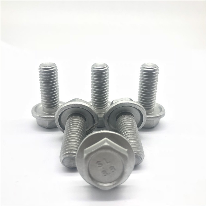 Flanged Hex Screw for grain storage silos concave under flange Manufacturers, Flanged Hex Screw for grain storage silos concave under flange Factory, Supply Flanged Hex Screw for grain storage silos concave under flange