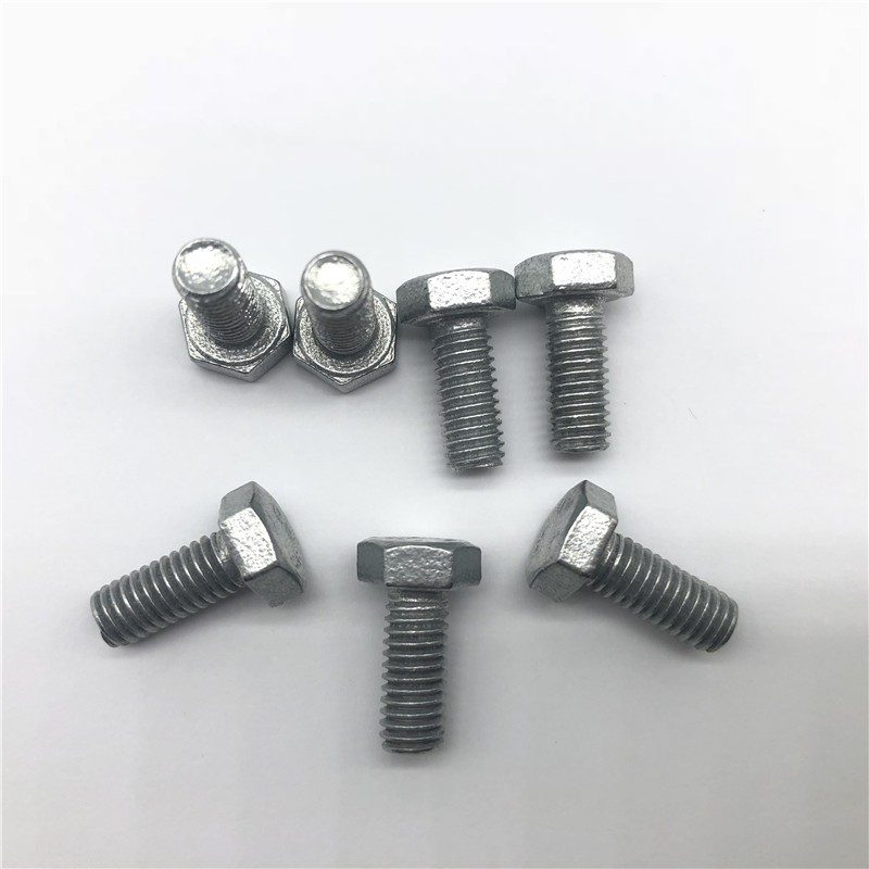 Hexagon Head Bolt Hex Screw Mechanical galvanizing Manufacturers, Hexagon Head Bolt Hex Screw Mechanical galvanizing Factory, Supply Hexagon Head Bolt Hex Screw Mechanical galvanizing