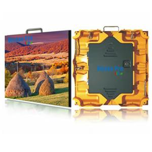 PH4 Outdoor Movable LED Display With 512x512mm Cabinet