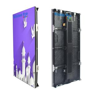 Outdoor Mobile PH3.91 LED Display With 500x1000mm Cabinet