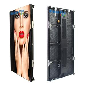 Outdoor Mobile PH4.81 LED Display With 500x1000mm Cabinet