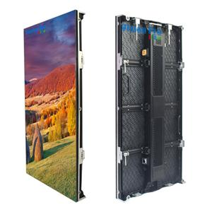 Outdoor Mobile PH5.95 LED Display With 500x1000mm Cabinet