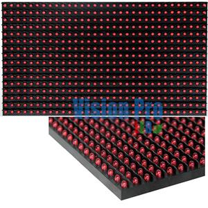 Outdoor Dip Single Color LED Display Module
