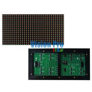 Outdoor Dip Triple Color LED Display Module