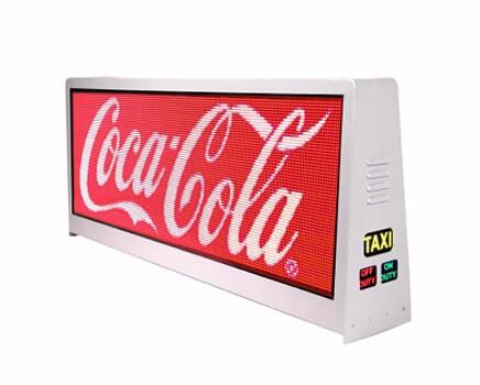Taxi Top LED Display Manufacturers, Taxi Top LED Display Factory, Supply Taxi Top LED Display