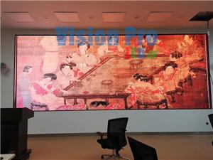 Indoor PH3 LED Display for meeting room