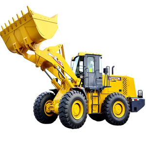 Mini wheel loader