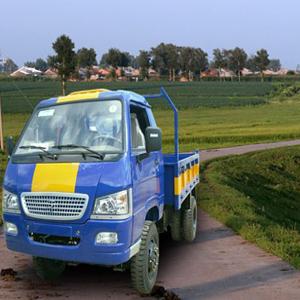 Small Dump Truck