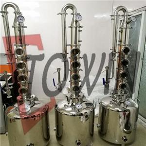 Complete Flute Moonshine Stills