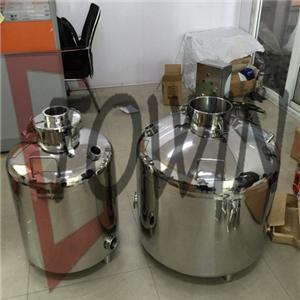 Milk Can Boilers