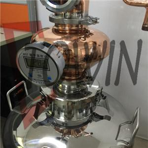 Copper Reflux Alcohol Stills
