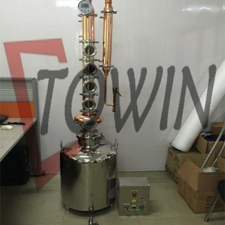 Alcohol Distillation Equipments