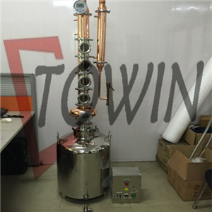 Alcohol Distillation Equipments