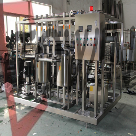 Pasteurized Machines