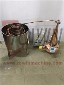 small distiller equipment