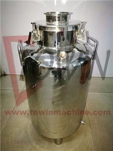 50L/13 gallon pot stills milk can boilers distill pots