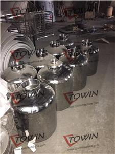 100L/26 gallon pot stills milk can boilers distill pots