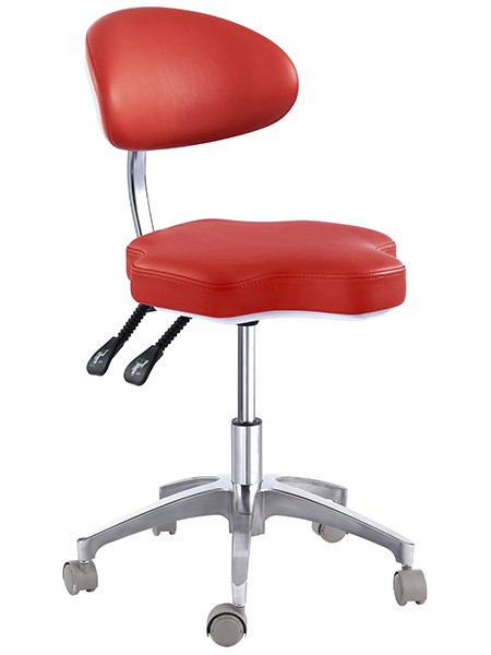 Tilt adjustable Dental stools