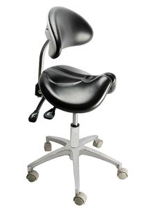 Saddle Chair With Back Support