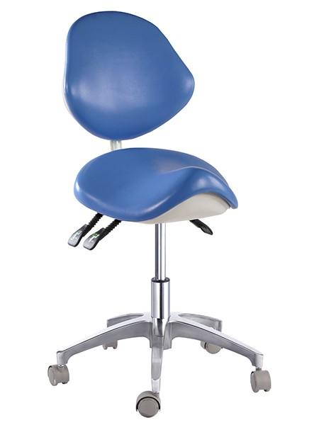 Backless Saddle Chair