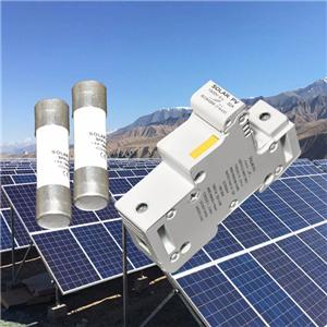1000v/1500v High Voltage Fuse Holder