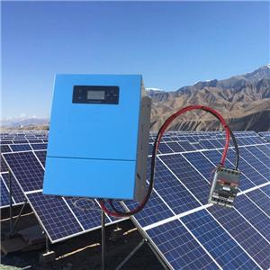 Off-grid Power Station System DC To DC Battery Charger