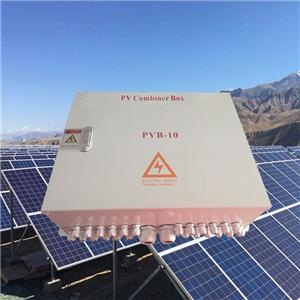1000v PV Array Combiner Box with RS485 monitoring(10 in 1 out /2 out)