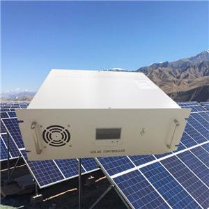 Solar Power Controller With MPPT
