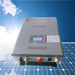 High Frequency SPI-7.5KW Water Pump Controller