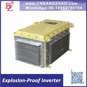 single phase 240VAC to three phase 220VAC Explosion proof converter