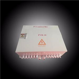 10 in 1 out DC Junction Box / String Box with monitoring