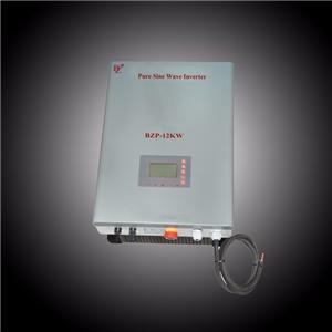 IP65 waterproof wide input voltage stand alone inverter (no isolation transformer)