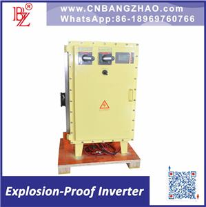 under water 10m waterproof inverter with low frequency isolation transformer