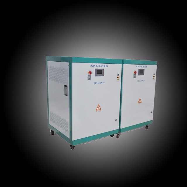 110kw Pool Pump Inverter With Dual Input for pump motor