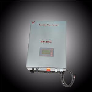 IP65 no isolation transformer 3 phase off line inverter