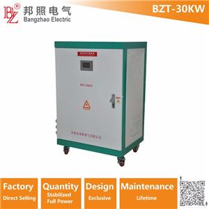 30kw to 100KW AC-DC-AC Power Converter(Can 24 hours working)