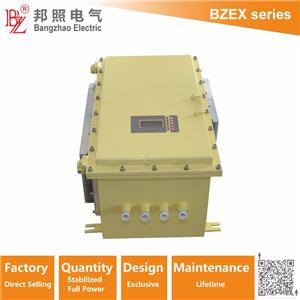 Industrial frequency isolation explosion-proof inverter