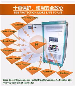 SPI-150KW AC 3 Phase Mppt Pump Motor Driver-pump controller
