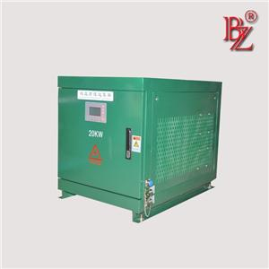 Military inverter pure sine wave output with isolation transformer