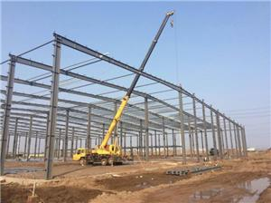 Light Steel ​​Portal frame structure